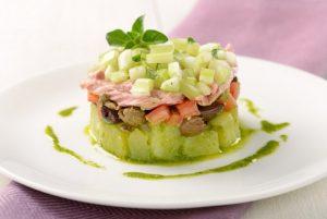 Salata de ton cu masline