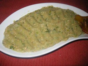 Salata de vinete dietetica