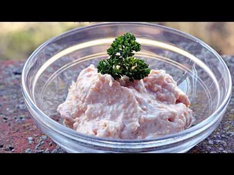 Salata de icre fara apa minerala